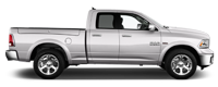 Large Pickup Rental